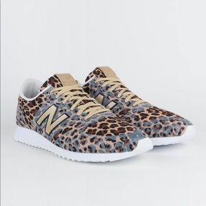 New balance leopard print NFS